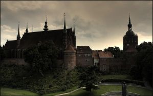 Frombork by Blood07