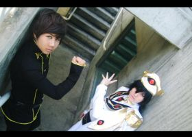 Code Geass Cosplay | Never Ending by CosplayInABox