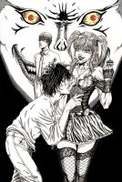 Death Note by j-tib
