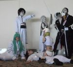 More Arrancar Goodness by WolfmanStarrk