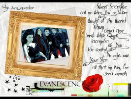 Evanescence TOD by ObsessionSweet