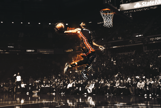 Lebron! - Wallpaper full HD by Mackintosh141
