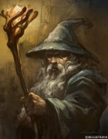Gandalf by biggie917