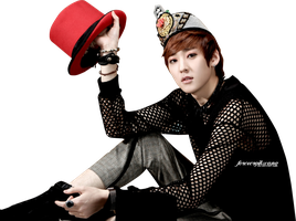 UKISS - Kevin Render by foreverGIKWANG