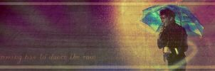 Rain Banner - Mark Owen by Natje9999
