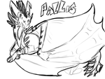 CM Sketch: Pallis by Fyre-feathers