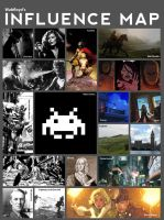 Influence map by Wabfloyd