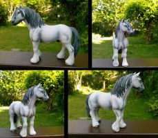Tinker stallion repainted by ravenoo