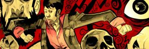 Dylan Dog by EvanBryce