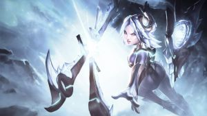 League Of Legends : Irelia Wallpaper by iamsointense
