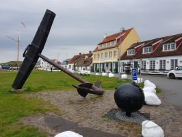 The Anchor - Gilleleje by casper033