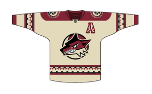 Phoenix Coyotes Jersey 2 by PD-Black-Dragon