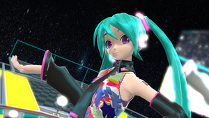 MMD: Tell Your World by BluexBlur