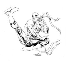 Iron Fist - Aug5th2014 by SpiderGuile