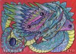 ACEO Dragon 28 by rachaelm5
