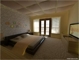 family house masterbedroom 04 by dtbsz