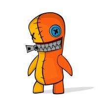 Voodoo Doll by carny87