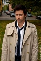 Castiel by secondaccident