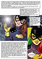 Joker's Present to Batgirl - Part 1 by Cantraps