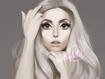 Gaga by CheshireCloud