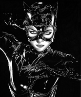 Catwoman -2 by DMThompson