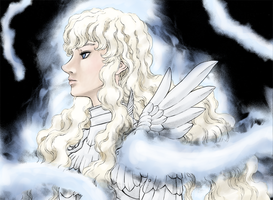 Berserk - Griffith with spirit by SkareFace