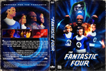 The Fantastic Four (1994) DVD cover by NiteOwl94