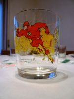 flash on glass 2 by st2wok