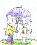 Under the Rain by AnimalCrossing-Club