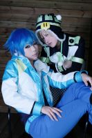DRAMAtical Murder - Noiz by calix00