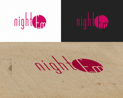 NightFM logotype by fantoNN