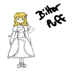 Bitter Puff uncompleted by emzie162