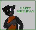 :bdaygift: MAY MAY by Singerwolf