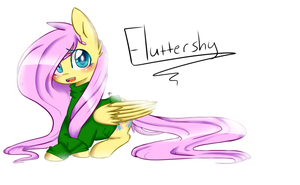 Fluttershy by chibimlp-lover