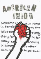 American Idiot by Mrs-Axl-Rose