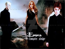Emma the vampire slayer by hpfanatic97