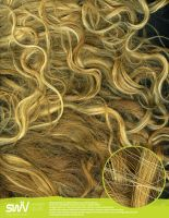 Texture: Pretty Gold Locks by angelaacevedo