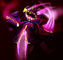 Banette's Transformation by xDarkSpace