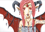 Succubus Chains by OblivionKay