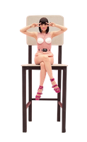 Jessie J ''Price Tag Png 01 by danperrybluepink