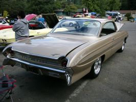 1961 Oldsmobile Dynamic Super 88 Coupe Booty by RoadTripDog