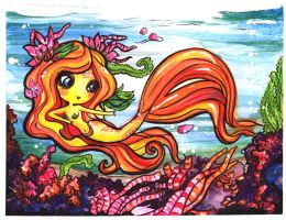 Goldfish-ie by harusame
