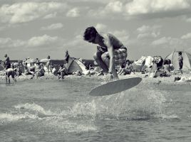 skimboarding by lemmoniada