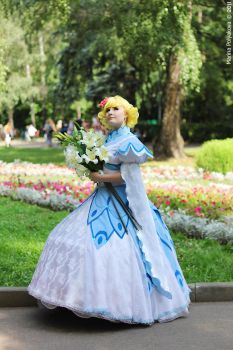 lily princess by Lilian-hime