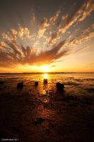 Barwon Heads Sunset by DanielleMiner