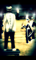 Look at me, Miss Drum Major by Bast-The-Cat-Goddess