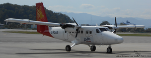 Plane 20160213 _ Twin Otter series 400 by K4nK4n