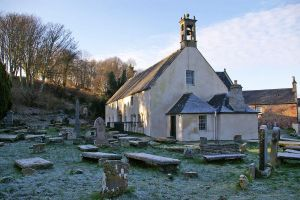 Cromarty East Church by piglet365