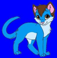 Aquata as a Kitty Cat by Kimberly-AJ-04-02
