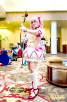 Madoka Cosplay by saraserket